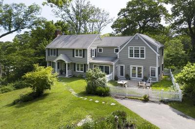 Cohasset Single Family Home For Sale: 3 Forest Circle