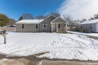 North Attleboro Single Family Home Under Agreement: 13 Sylvan Rd
