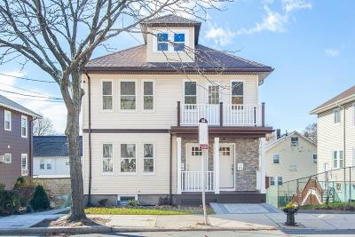 MA-Suffolk County Multi Family Home For Sale: 576 Lagrange St