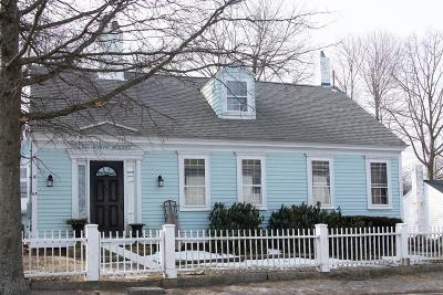 Rockport Condo/Townhouse For Sale: 6 South Street #A