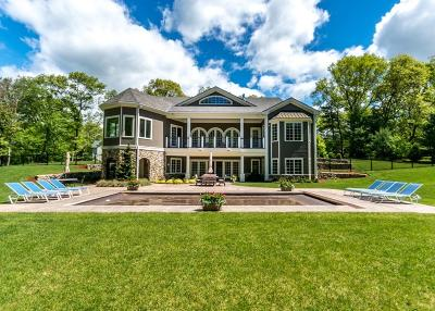 Waltham Single Family Home For Sale: 87 Old County Road