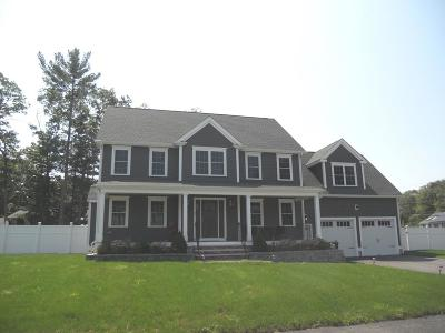Easton Single Family Home For Sale: 143 Purchase Street