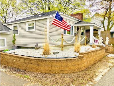 Weymouth Single Family Home For Sale: 81 Wessagussett Rd