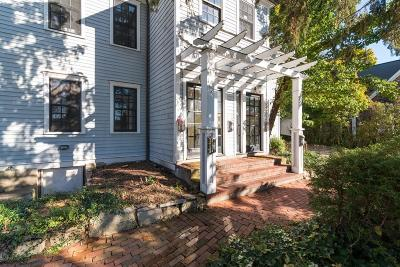 Cohasset Condo/Townhouse For Sale: 110 Elm St #E