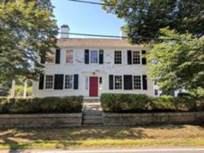 Hanover Single Family Home For Sale: 128 Washington Street
