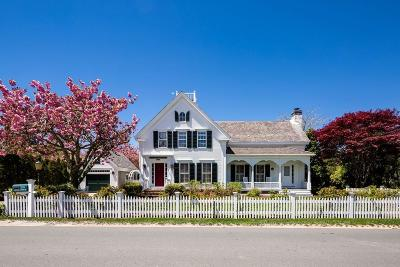 Chatham Single Family Home For Sale: 270 Stage Harbor Road
