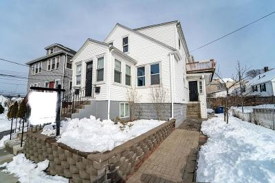 Revere Multi Family Home Under Agreement: 73 Payson St