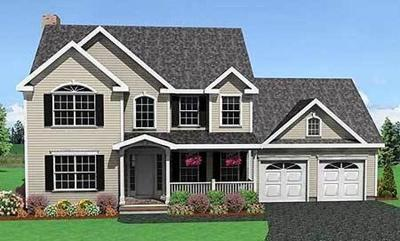 Belchertown Single Family Home For Sale: Lot C Old Sawmill Road