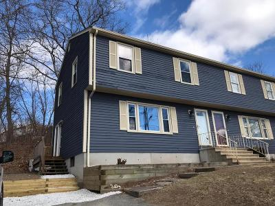 Blackstone Single Family Home For Sale: 3 Federal St