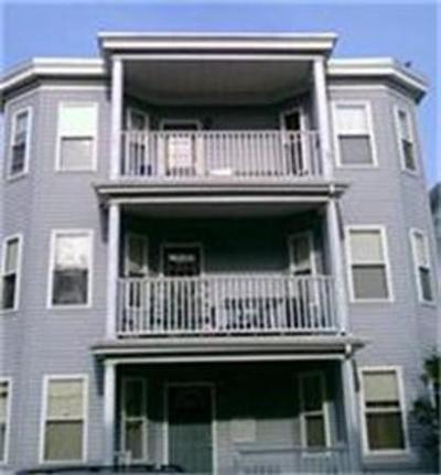 Boston Multi Family Home Under Agreement: 55-57 Woolson Street