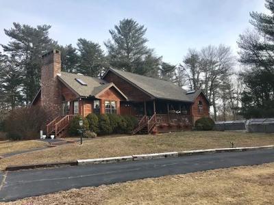 Berkley Single Family Home For Sale: 84 Padelford Street