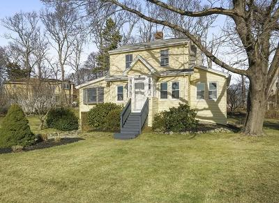 Hingham Single Family Home Price Changed: 9 Meadow Rd