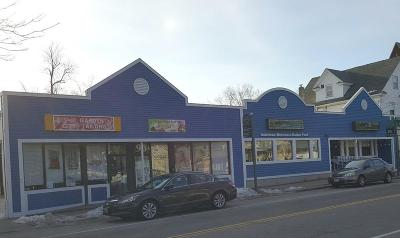 RI-Providence County Commercial For Sale: 94 Rolfe Sq