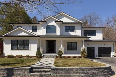 Newton Single Family Home For Sale: 103 Dorcar Road