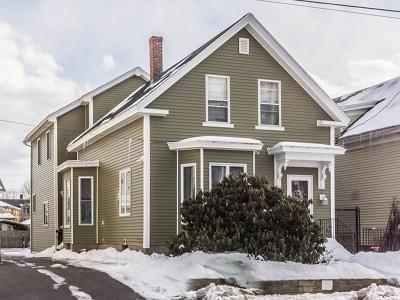Lowell Multi Family Home For Sale: 398 Westford Street
