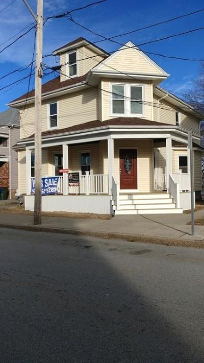 MA-Bristol County Commercial For Sale: 345 Hanover St