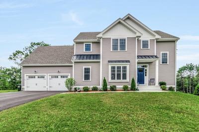 Uxbridge Single Family Home For Sale: 45 Brady Court