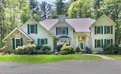 Concord Single Family Home For Sale: 683 Strawberry Hill Rd