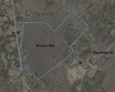 Middleboro Residential Lots & Land For Sale: Bedford St (Es)