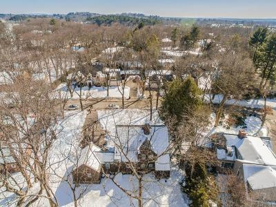 Brookline Single Family Home For Sale: 235 Woodland Road