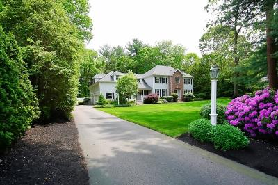 North Attleboro Single Family Home For Sale: 41 Wintergreen Drive