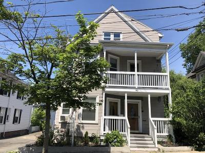 Somerville Multi Family Home For Sale: 90 Glenwood Road