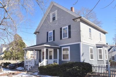 Framingham Multi Family Home For Sale: 143 Hartford St