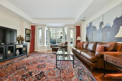 Condo/Townhouse For Sale: 100 Belvidere #4F