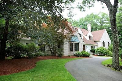 Sudbury Single Family Home For Sale: 41 Bridle Path