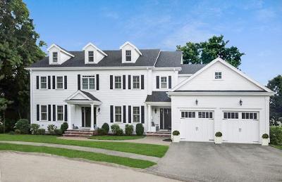 Needham Single Family Home For Sale: 39 Dogwood Lane