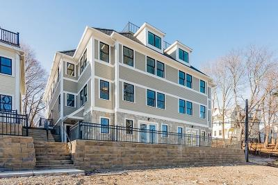MA-Suffolk County Condo/Townhouse For Sale: 167 Poplar Street #2