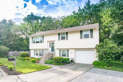 Burlington Single Family Home For Sale: 11 Josephine Avenue