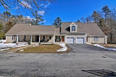 Rochester Single Family Home For Sale: 200 Mattapoisett Rd.