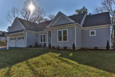 Mashpee Single Family Home For Sale: 583 Great Hay Rd