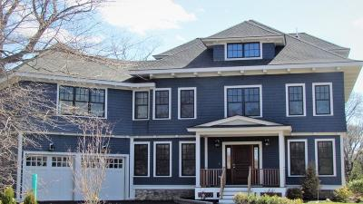Newton Single Family Home For Sale: 28 Waban Ave