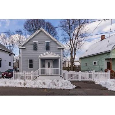 Lynn Single Family Home For Sale: 16 Brookline Ave