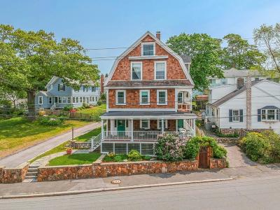 Gloucester MA Single Family Home For Sale: $799,000