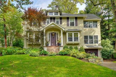 Newton Single Family Home For Sale: 48 Wilde Rd