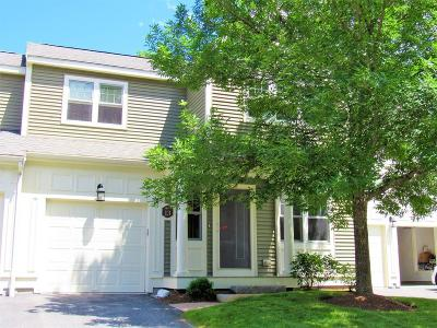 Hopkinton Condo/Townhouse For Sale: 13 Cole Dr #13