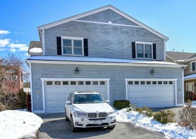 Newton Single Family Home For Sale: 20-22 Tanglewood Road #20