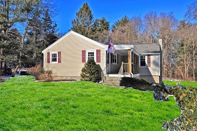 Norton MA Single Family Home For Sale: $374,900