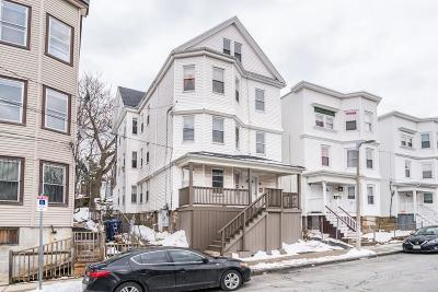 Boston Multi Family Home For Sale: 10 Danube St