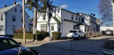 Quincy Multi Family Home For Sale: 20 Gay St