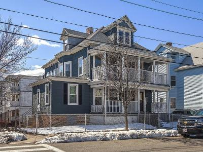 Revere MA Multi Family Home For Sale: $799,000