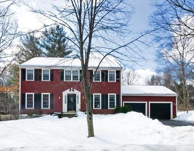 Rockland Single Family Home For Sale: 7 Millbrook Dr