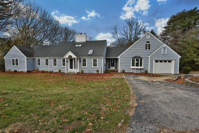 Falmouth Single Family Home For Sale: 8 Grasmere Drive