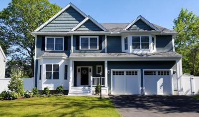Winchester Single Family Home For Sale: 6 Fairfield Place