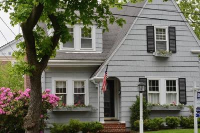 Hingham Single Family Home For Sale: 8 Sanborn Rd