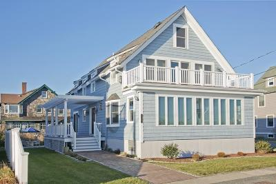 Hull Single Family Home For Sale: 237 Beach Avenue