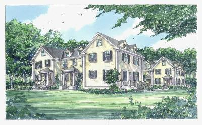 Waltham Condo/Townhouse For Sale: 325 Bacon Street #5